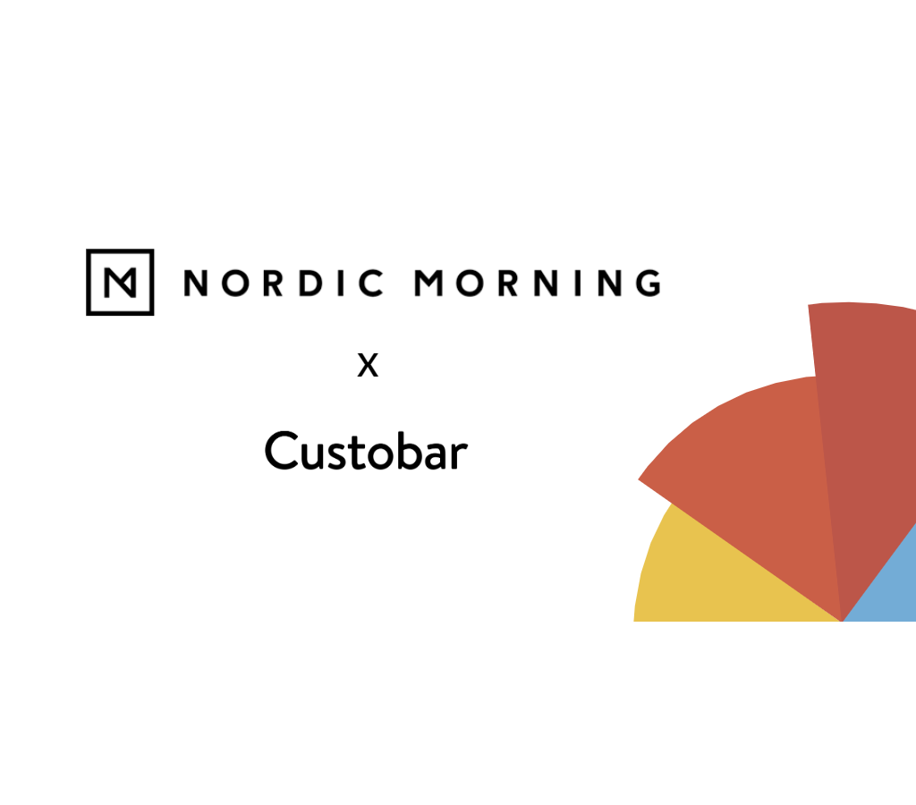 Custobar and Nordic Morning partner up